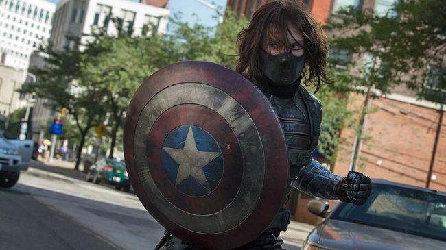 'Winter Soldier' Akui Tak Layak Jadi Penerus Captain America
