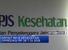 Makin Parah, Defisit BPJS Kesehatan Diprediksi Tembus Rp 28 T