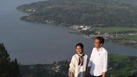 Jokowi Alokasikan Rp3,5 Triliun Kembangkan Danau Toba