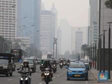 Ganjil Genap Diperluas, Jakarta Masih Juara Polusi?