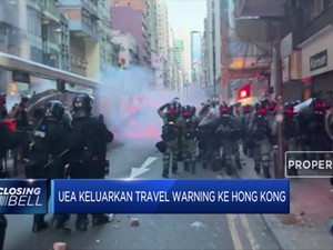 UAE Keluarkan Travel Warning Ke Hong Kong