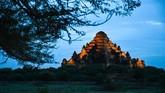 Kuil tertua di sana ialah Manuha yang dibangun pada tahun 1067. Sementara kuil terbaru di sana ialah Mahabodhi yang dibangun pada tahun 1218. (AFP Photo/Ye Aung Thu)