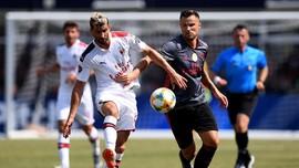 Hasil ICC: Benfica Kalahkan AC Milan