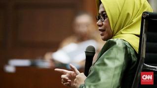 Diperiksa KPK, Eni Ungkap Dicecar soal Mekeng-Samin Tan