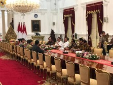 Jokowi: SoftBank Ingin Jadikan Grab Unicorn ke-5 di RI