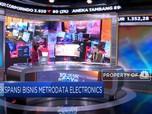 Menilik Kinerja Bisnis Metrodata Electronics