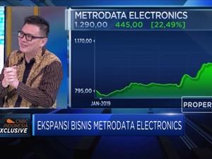 ini Dia Target Pengembangan Bisnis Metrodata