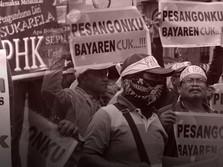 Di Jakarta Ada 202 Ribu PHK-Dirumahkan, Jateng 24 Ribu Orang