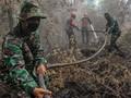 Walhi Tak Rela TNI Padamkan Karhutla yang Dipicu Korporasi