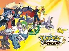 Game Pokemon Masters Bisa Dimainkan di RI, Ini Spesifikasinya