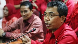 PDIP Sebut Tak Ada Iktikad Anies Buka Kinerja TGUPP
