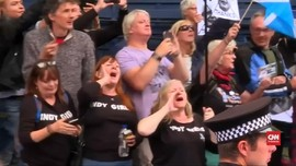 VIDEO: PM Boris Johnson Dicemooh Penduduk Skotlandia
