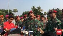763 Personel TNI-Polri Disiagakan di Pulau Sebaru Kecil