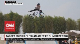 VIDEO: Target PB ISSI Loloskan Atlet Ke Olimpiade 2020