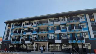 PUPR Resmikan Rusunawa di Pesantren Probolinggo