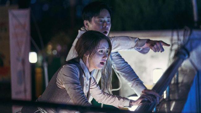 Jo Jung-suk Kagumi Akting Yoona 'SNSD' di Film 'E.X.I.T'