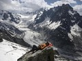 FOTO: Pemandangan Tandus di Pegunungan Alpen