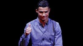 Dituduh Memperkosa, Ronaldo Sebut 2018 Tahun Terburuk