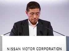 Skandal CEO Nissan, Naikkan Gaji Lalu Mengundurkan Diri