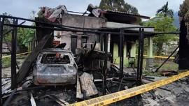 Rumah Wartawan di Aceh Diduga Dibakar Buntut Pemberitaan
