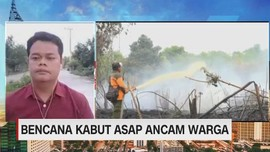 VIDEO: Bencana Kabut Asap Ancam Warga
