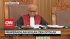 VIDEO: Praperadilan Kivlan Zen Ditolak