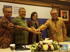 Sri Mulyani Minta Bantuan WNI di Luar Negeri untuk Berutang
