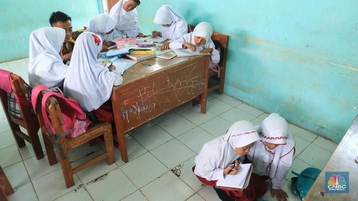 Simak penjelasan Kepala Dinas Pendidikan Kota Bogor Fahrudin.