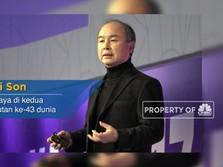Crazy Rich SoftBank Jual Aset Rp 1.120 T, Ada Skenario Buruk!
