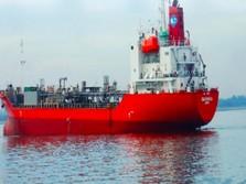 Pendapatan Susut, Laba Berlian Laju Tanker Merosot 83%