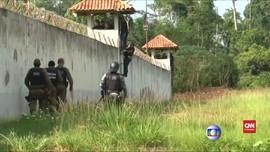 VIDEO: Puluhan Napi Tewas dalam Kerusuhan di Penjara Brasil