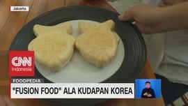 VIDEO: Fusion Food Ala Kudapan Korea