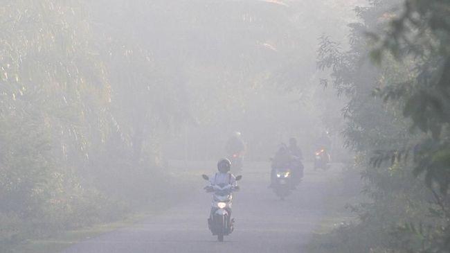 Tanggulangi Kabut Asap, Malaysia Sebar 500 Ribu Masker