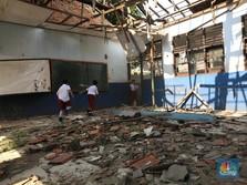 Sedih & Miris, Pemandangan Sekolah di Bogor yang Rusak Parah