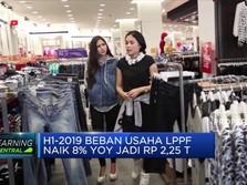 Laba Bersih Matahari Department Store Merosot