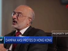 Ada Demo, Dana Asing Belum Kabur dari Hong Kong