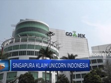 Parah! Singapura Klaim 4 Unicorn Indonesia