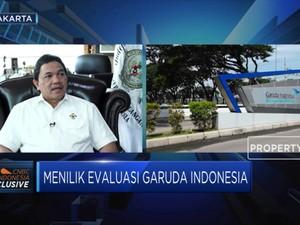 3 Rekomendasi BPK Terhadap Lapkeu Garuda