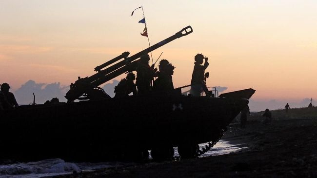 China Buat Kapal Perang Thailand, Armada Terbesar untuk Asing