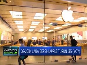 Laba Bersih Apple Q3 2019 Turun 13%
