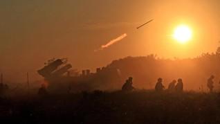 Israel Bisa Dihujani Ribuan Roket jika Perang Lawan Iran