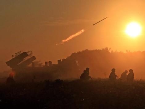 Israel Cegat Empat Roket yang Diluncurkan dari Suriah