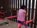 VIDEO: Jungkat-jungkit 'Sambung Rasa' AS-Meksiko