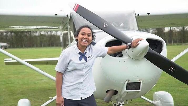 Dua putri asal Papua sukses mewujudkan mimpinya jadi pilot maskapai ternama RI