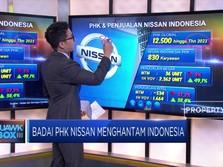 Badai PHK Nissan Merambat ke Indonesia