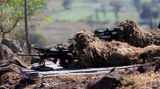 Korsel Kirim Sniper ke Perbatasan Berburu Babi Hutan Korut