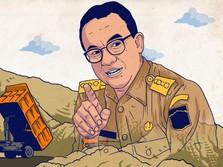 Soal Sampah Jakarta, Risma, dan Anies Yang Terpancing