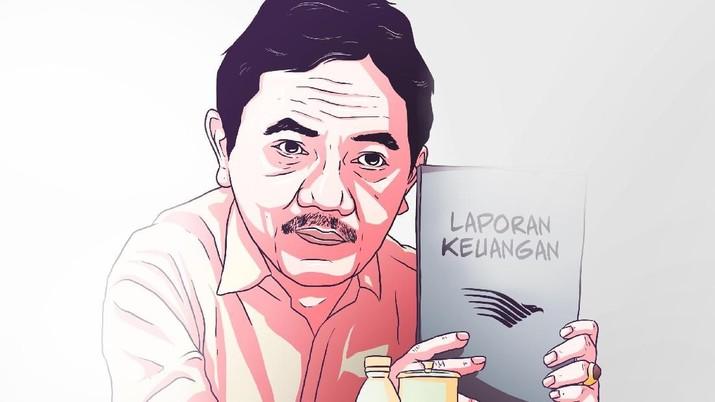 Manajemen PT Garuda Indonesia Tbk (GIAA) akhirnya menyampaikan perseroan sudah menyelesaikan semua sanksi yang dikenakan.