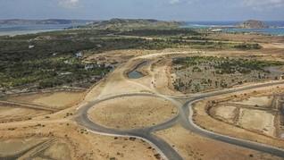 Pembangunan Sirkuit MotoGP Indonesia Capai 40 Persen