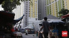 Hemat Anggaran, Pemprov DKI Diminta Bangun Rusun di Pasar
